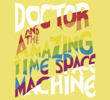 Doctor Who The Musical Kids Clothes