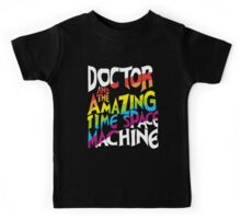 Doctor Who The Musical Kids Tee
