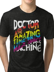 Doctor Who The Musical Tri-blend T-Shirt