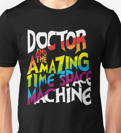 Doctor Who The Musical Unisex T-Shirt