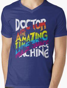 Doctor Who The Musical Mens V-Neck T-Shirt