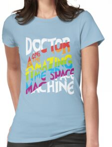 Doctor Who The Musical Womens Fitted T-Shirt