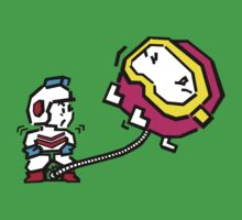 Dig Dug Pump It Up by MarqueeBros