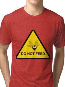 Don't Feed The Parasprites! Tri-blend T-Shirt