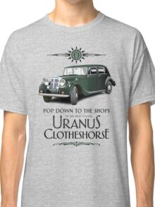 The Uranus Clotheshorse Z - for light shirts Classic T-Shirt