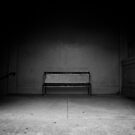 beelzebub's waiting room.  going down... by ONE3ONE
