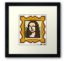 Liza 95 Framed Print