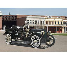1911 Cadillac 'Gentlemans Roadster' Photographic Print