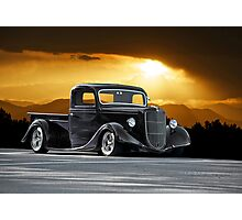 1934 Ford 'Hot Rod' Pick-Up Photographic Print