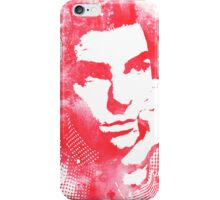 zach quinto in red iPhone Case/Skin