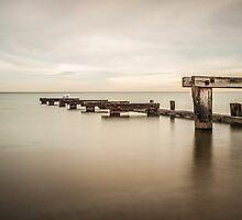 Sittin On The Dock of The Bay by Shari Mattox