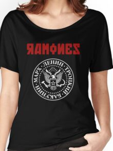 Russian 80's Women's Relaxed Fit T-Shirt