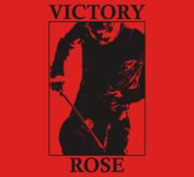Victory Rose in Black by fijamom