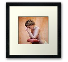 Amen Framed Print