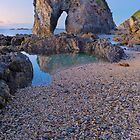 Horse head rock by donnnnnny