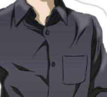 Light Yagami Death Note Sticker