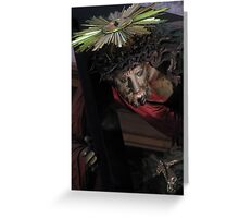 The Passion of Christ Greeting Card