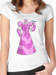 Iron Princess Women's Fitted Scoop T-Shirt