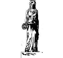 Greece stone Photographic Print