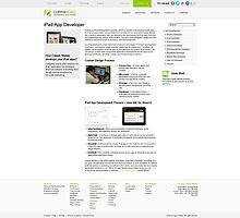 iPad Application Development Company by CopperMobile
