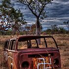 Kombi - Kimberley WA by Ian English