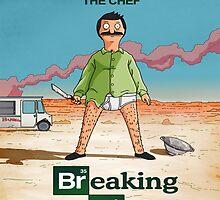 Breaking Bob! by mitchrose