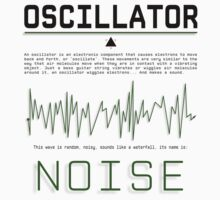 Oscillator Series: Noise Kids Tee