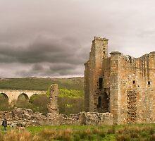 Edlingham Castle by Wulfrunnut