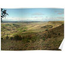 Joe Mortelliti Gallery - Rowsley valley, near Bacchus Marsh, Victoria, Australia.  Poster