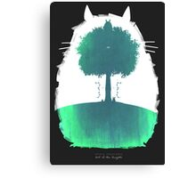Spirit Creatures Canvas Print
