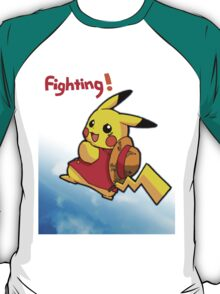 Fighting Pikachu T-Shirt