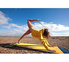 Yogini Yoga Photographic Print