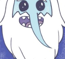 The Ice King is searching for his Princess Sticker