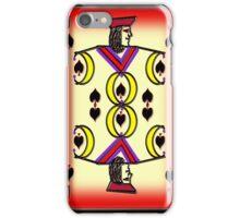 Jack of Spades, Iphone case iPhone Case/Skin