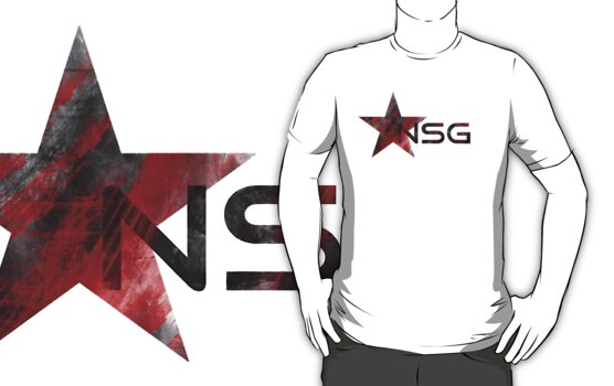 Blood Star NSG (Dif Dimensions) by officialnsg