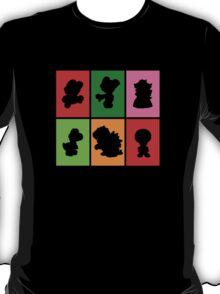 Mario and friends T-Shirt