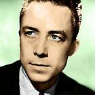 Albert Camus (Colorized) by taudalpoi