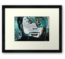 Abisal Framed Print