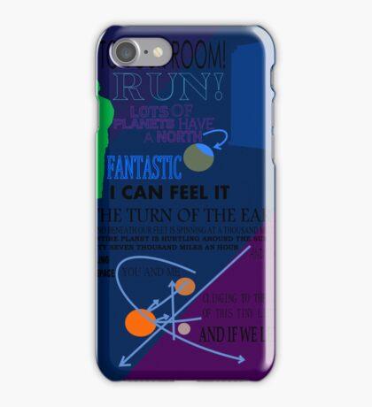 Ninth Doctor was Fantastic iPhone Case/Skin