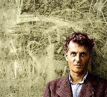 Ludwig Wittgenstein by taudalpoi