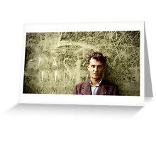 Ludwig Wittgenstein Greeting Card