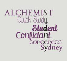 The Sydney Sage by SpiffyByDesign