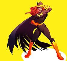 Batgirl by KasiaWo
