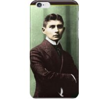 Franz Kafka (Colorized) iPhone Case/Skin