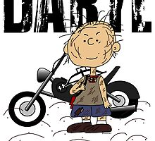 Daryl Dixon Pigpen (Peanuts) Character by Soozicle1