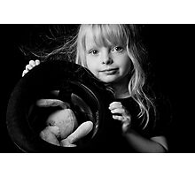 PRINCESSES MAGIC RABBIT. 5 Photographic Print