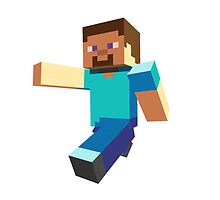 HDCraft Steve by TheHDGames Network