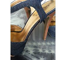 Bridge of heels Photographic Print