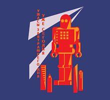 Russian Robot Shirt Unisex T-Shirt