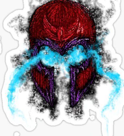 Magneto Sticker